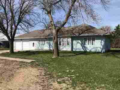 Minden Single Family Home For Sale: 1983 E Road
