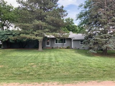 Kearney Single Family Home For Sale: 5551 Oxen Avenue