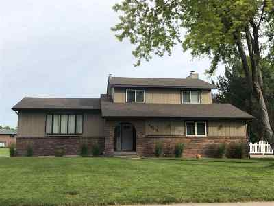Kearney Single Family Home For Sale: 4634 Parklane Drive