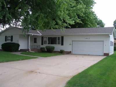 Kearney Single Family Home For Sale: 1603 W 36th Street