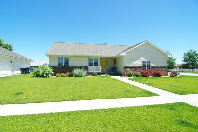 Kearney Single Family Home New Listing: 803 12th Avenue