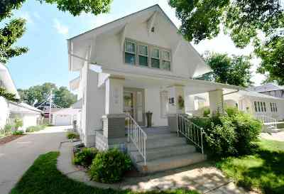 Kearney Single Family Home New Listing: 706 W 27th Street