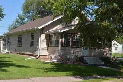 Minden Single Family Home New Listing: 745 N Kearney