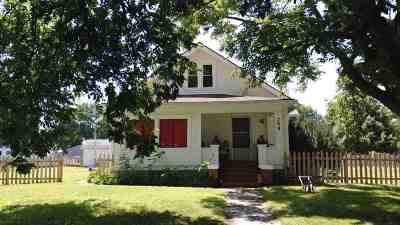 Minden Single Family Home New Listing: 709 E 3rd