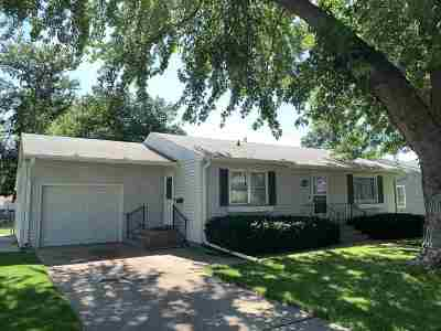 Kearney Single Family Home New Listing: 3807 C Avenue