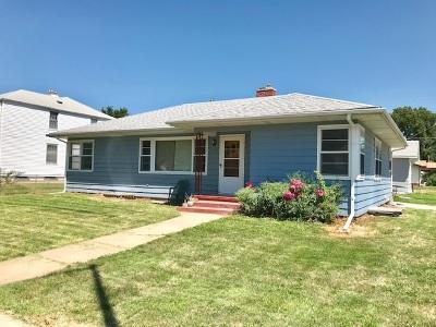 Kearney Single Family Home New Listing: 703 W 25th Street