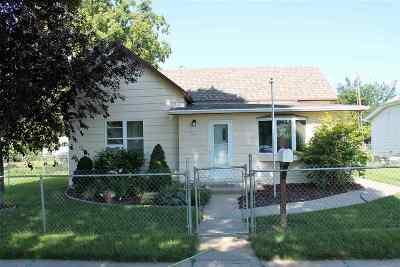 Kearney Single Family Home Temporary Active: 1512 Avenue B