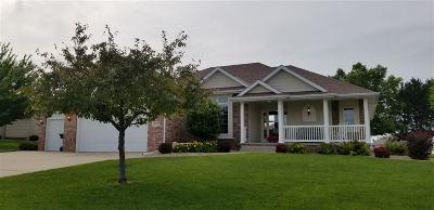Kearney Single Family Home For Sale: 2709 W 47th Street