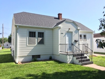 Kearney Single Family Home Back On Market: 306 E 28th Street