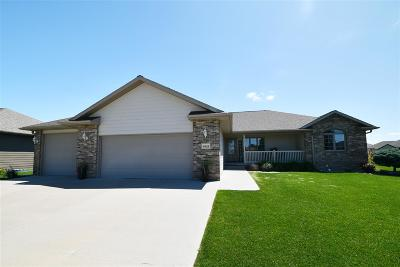 Kearney Single Family Home Temporary Active: 6105 R Avenue