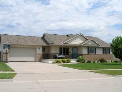 Kearney NE Single Family Home For Sale: $297,000