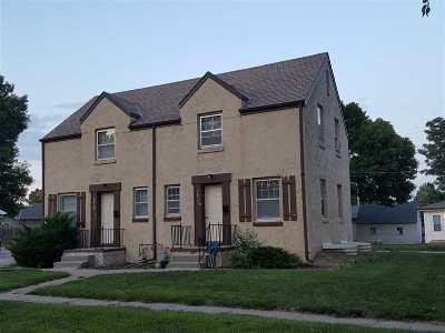Kearney NE Multi Family Home For Sale: $190,000
