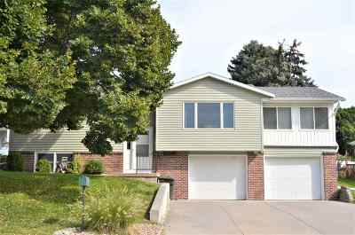 Kearney NE Single Family Home For Sale: $209,900