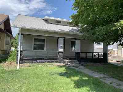 Kearney NE Single Family Home For Sale: $125,000