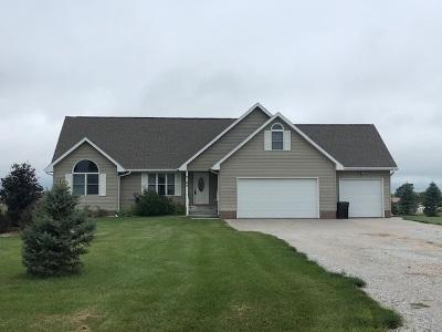 Kearney Single Family Home For Sale: 6180 Yellow Rose Lane