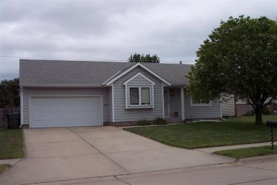 Kearney NE Single Family Home New Listing: $210,000