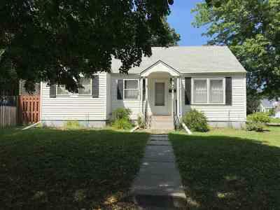 Kearney NE Single Family Home New Listing: $169,900