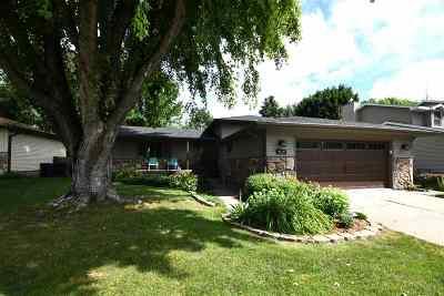 Kearney NE Single Family Home New Listing: $259,900