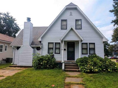 Kearney Single Family Home New Listing: 324 W 29th Street