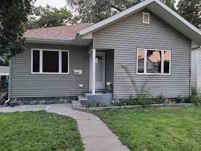 Kearney Single Family Home New Listing: 2006 4th Avenue