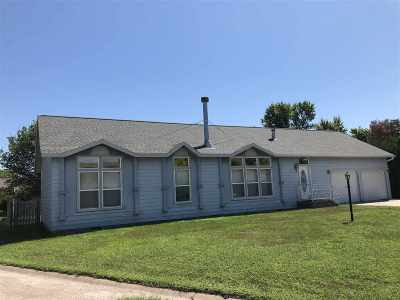 Minden Single Family Home New Listing: 556 S Lincoln
