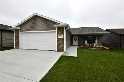 Kearney Single Family Home New Listing: 2114 35th Street Drive