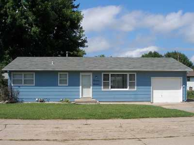 Kearney Single Family Home New Listing: 1316 E 33rd Street