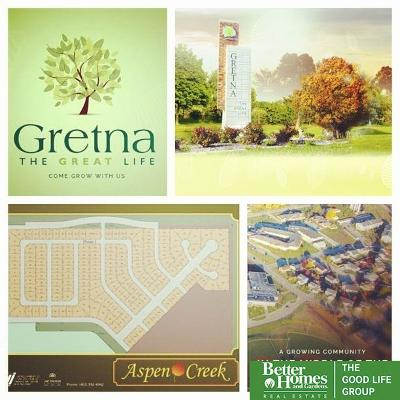 Gretna Residential Lots & Land For Sale: 19013 Hampton Drive