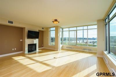 Omaha Condo/Townhouse For Sale: 555 Riverfront Plaza #403