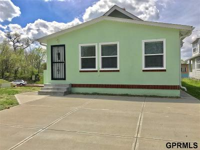 Single Family Home For Sale: 2101 Military Avenue