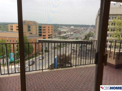 Omaha Condo/Townhouse For Sale: 8405 Indian Hills Drive #6-05