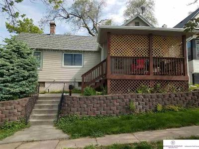 Omaha Single Family Home For Sale: 3110 X Street