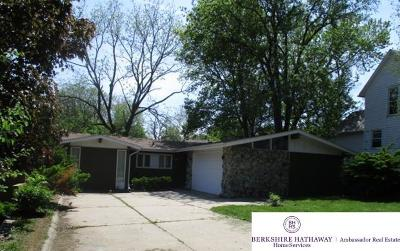 Omaha Single Family Home For Sale: 3715 Decatur Street
