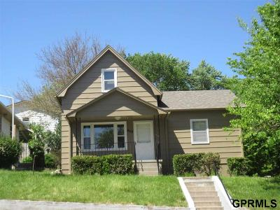 Plattsmouth Single Family Home For Sale: 808 1 Av