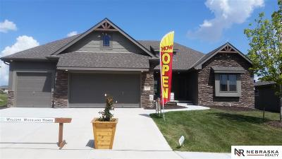 Omaha Single Family Home Model Home Not For Sale: 10617 S 189th Street