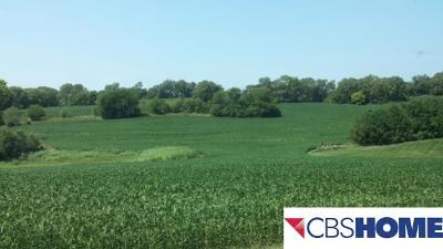Omaha Residential Lots & Land For Sale: 30.62 Acres Parcel #0137910004 Road