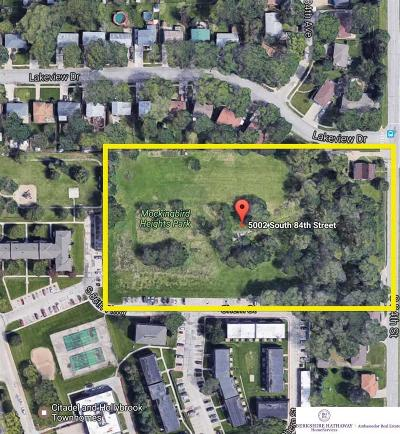 Omaha Residential Lots & Land For Sale: 5002 S 84 Street