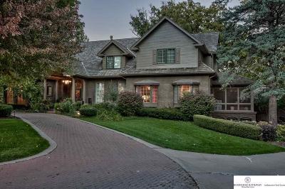 Omaha Single Family Home For Sale: 1219 S 112 Plaza