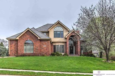 Omaha Single Family Home For Sale: 13310 Eagle Run Drive