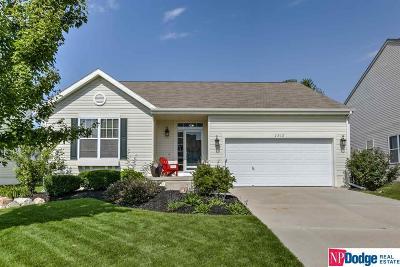 Papillion Single Family Home For Sale: 2312 S River Rock Drive