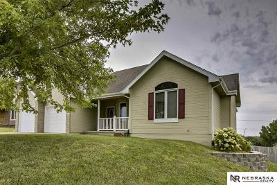 Plattsmouth Single Family Home For Sale: 1809 Rock Bluff Road