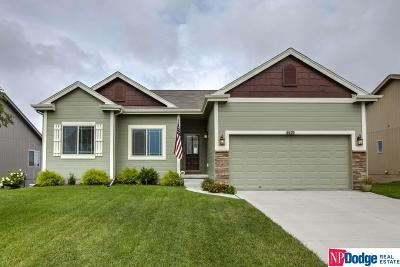 Papillion Single Family Home For Sale: 8620 S 69th Street