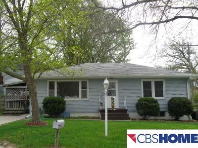 Plattsmouth Single Family Home For Sale: 111 S 11th Street