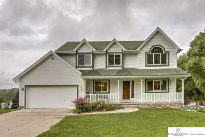 Plattsmouth Single Family Home For Sale: 15016 Ridgeview Drive