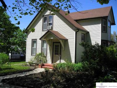 Saunders County Single Family Home For Sale: 448 E 10 Street