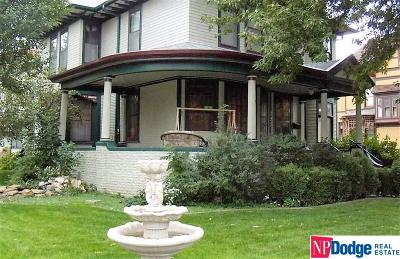 Council Bluffs Single Family Home For Sale: 295 S 8th