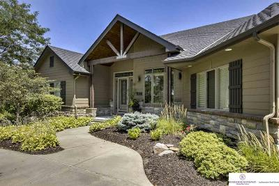 Waterloo Single Family Home For Sale: 203 N 251 Street