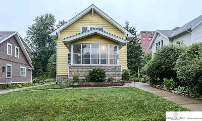 Omaha Single Family Home For Sale: 4809 Webster Street