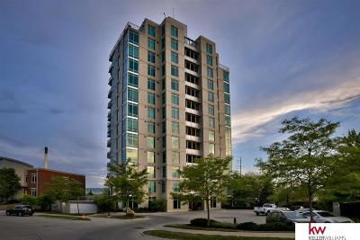 Omaha Condo/Townhouse For Sale: 555 Riverfront Plaza #902