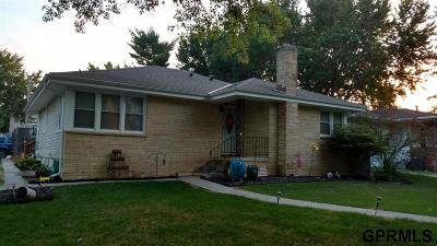 Saunders County Single Family Home For Sale: 654 W 6th Street